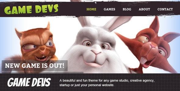 Game Devs - Business Corporate