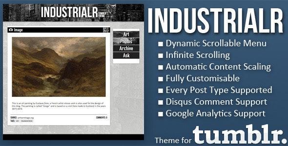 Industrialr - Blog Tumblr