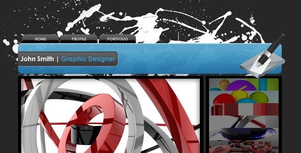 Creative Compact - Graphic Designer - Portfolio Creative