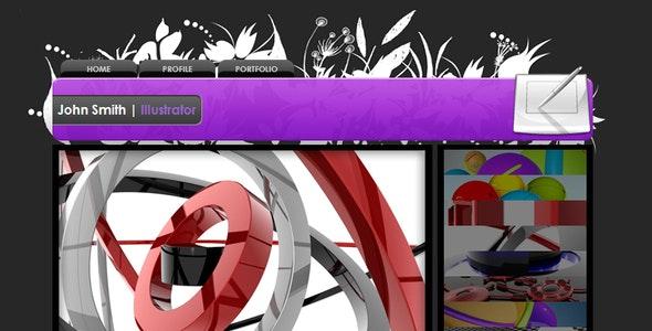 Creative Compact - Illustrator - Portfolio Creative