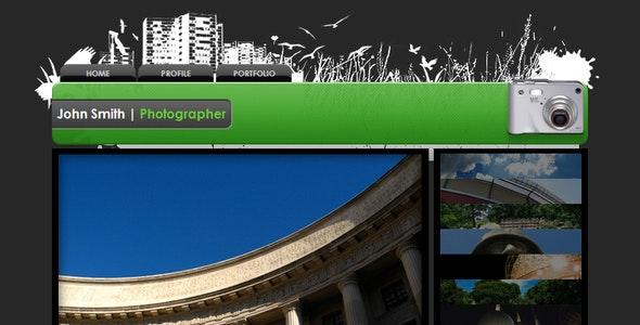 Creative Compact - Photographer - Portfolio Creative