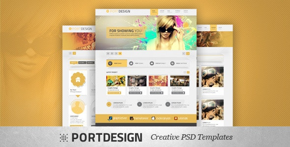 PORTDESIGN - Creative Photoshop