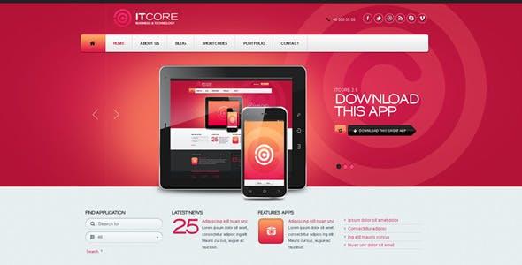 ItCore Site Template
