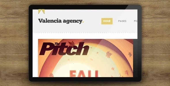 Valencia | HTML Template - Business Corporate