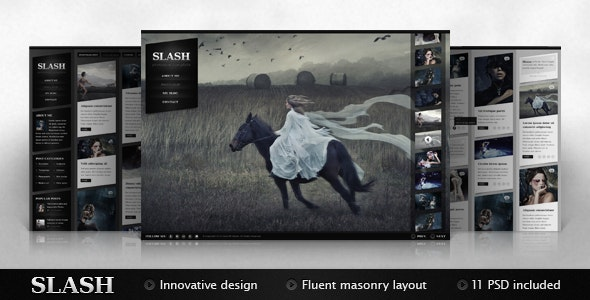 Slash - Portfolio Creative