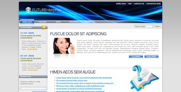 FutureCorp - Business Corporate