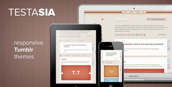 Testasia - Blog Tumblr