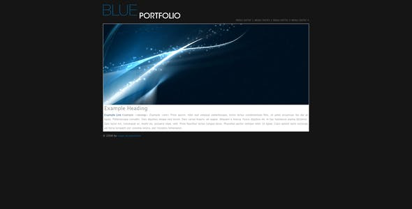 BluePortfolio