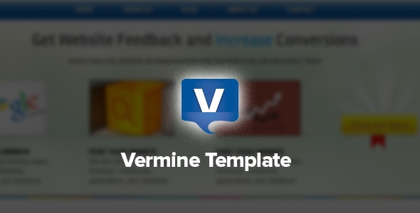 Vest — Professional Business Template - Retail Site Templates