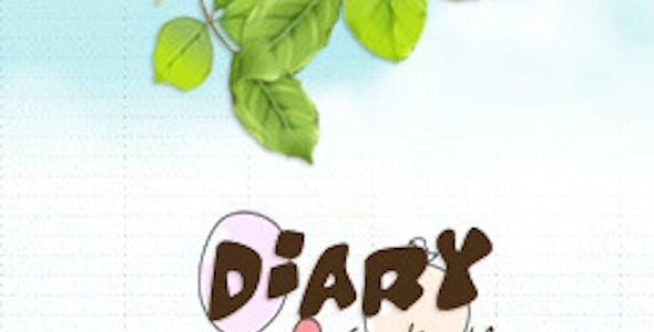 Diary - Joomla Responsive Template