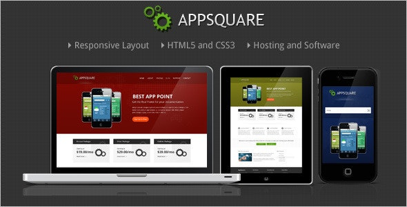 AppSquare - Software and Hosting WordPress Theme - Software Technology