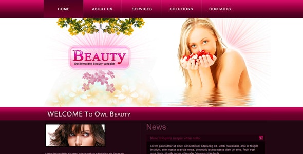 Fashion health and beauty website - Health & Beauty Retail