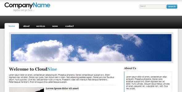 CloudNine - Fresh Corporate - Business Corporate