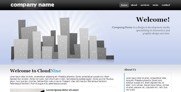 CityScape Corporate - Business Corporate