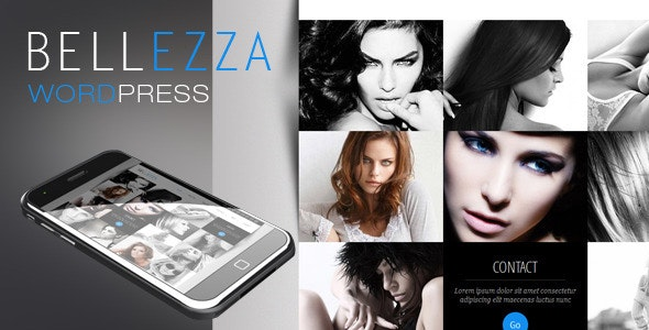 Bellezza - Creative Business WordPress Theme - Creative WordPress
