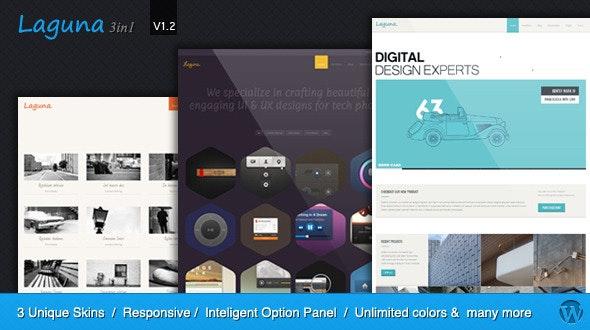 Laguna - Multi-Purpose Responsive WordPress Theme - Creative WordPress