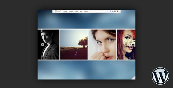 Elliot wordpress - Creative WordPress