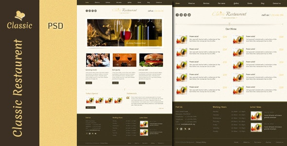 Restaurent - Restaurants & Cafes Entertainment
