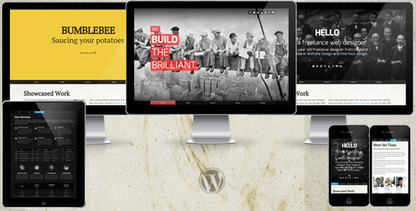 Folio WP: Single Portfolio WordPress Theme + Blog - Portfolio Creative