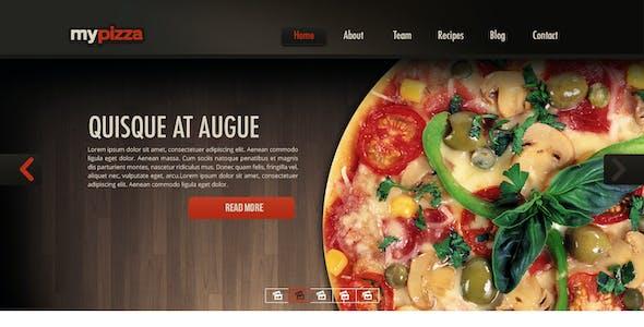 My Pizza (psd)