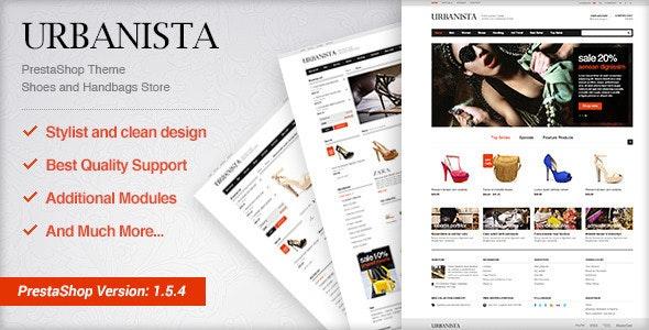 EggThemes Urbanista - Fashion Theme - Fashion PrestaShop