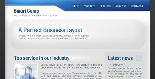 SmartComp - Business Corporate