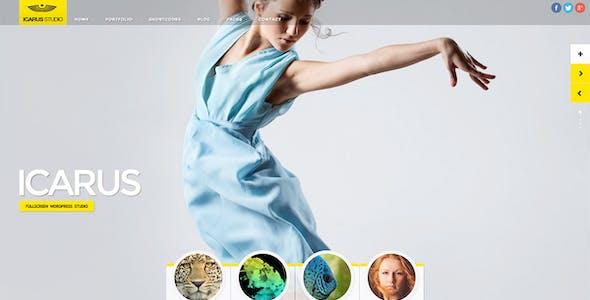 iCarus | Photography Theme for WordPress