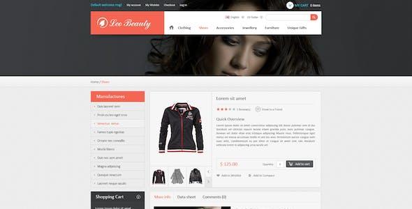 Leo Beauty Store Prestashop Theme