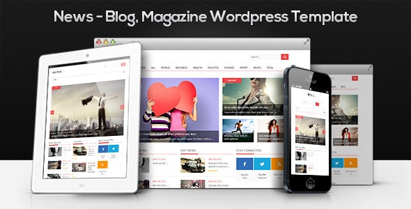 News - WP - News / Editorial Blog / Magazine