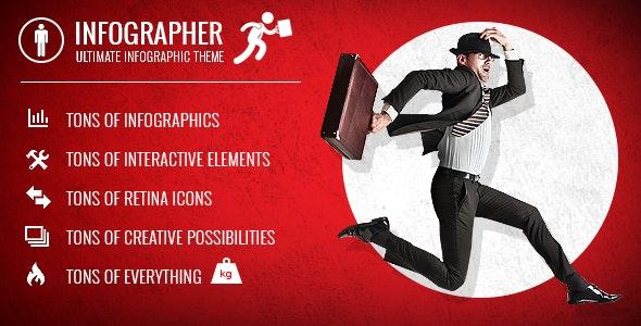 Infographer - Multi-Purpose Infographic Theme - Creative WordPress