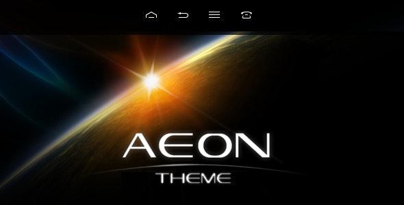 AEON Futuristic Theme For WordPress - Creative WordPress