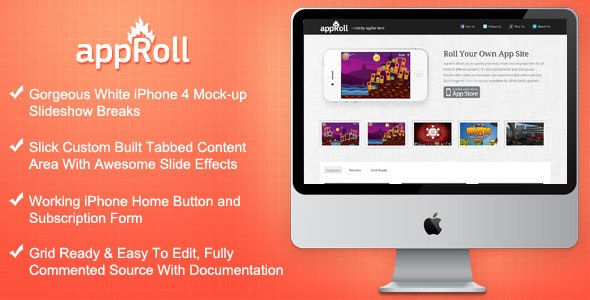 AppRoll - Roll Your Own App Site - Apps Technology