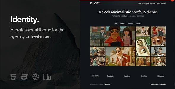 Ident Wordpress Themes From Themeforest