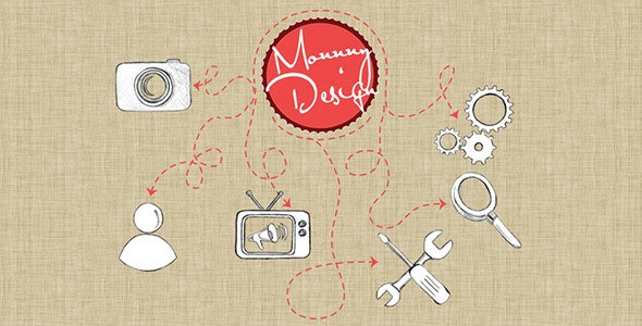Great Onepage Portfolio - Virtual Business Card Personal