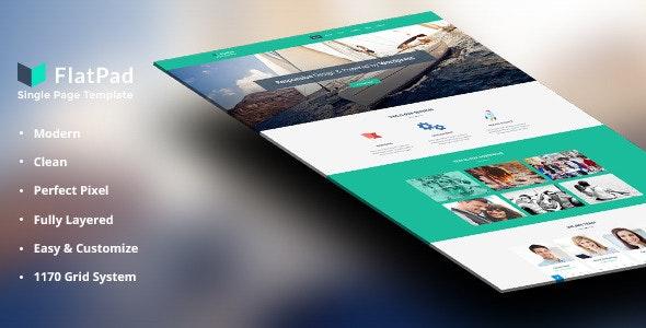 Flatpad - Portfolio Creative