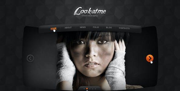 Lookatme - PSD Templates