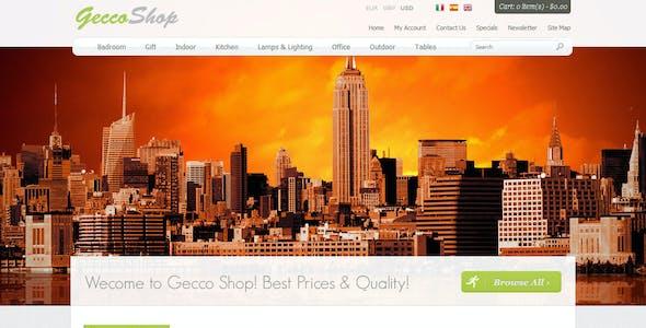 Gecco Shop