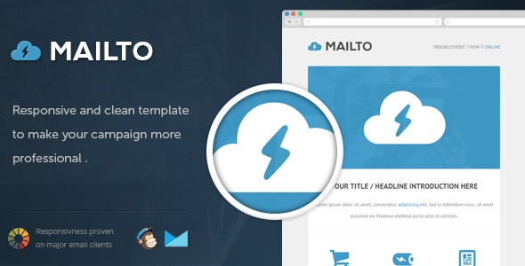 Mailto - Responsive Email Template - Email Templates Marketing
