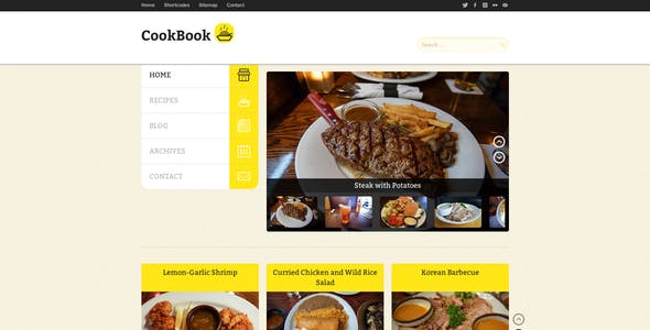 Cookbook Page Template from themeforest.img.customer.envatousercontent.com