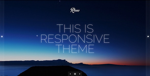 Revo - Responsive Ajaxed Minimal Portfolio - Portfolio Creative