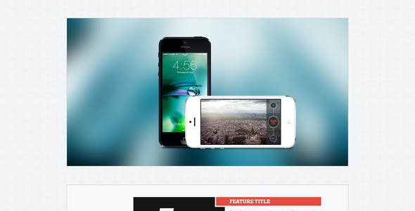 Appizz - Mobile App Showcase HTML Template