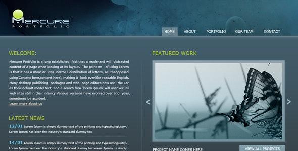 mercure portfolio - Creative Photoshop