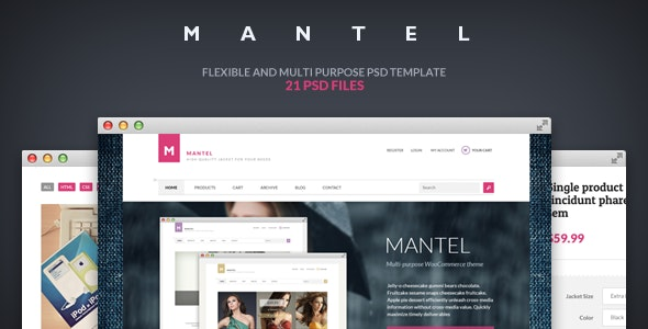 Tokokoo Mantel By Ultimate Ecommerce Templates Psd mNwyv0P8nO