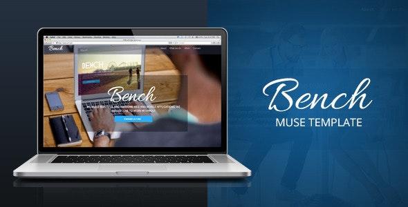 Bench Theme - Creative Muse Templates