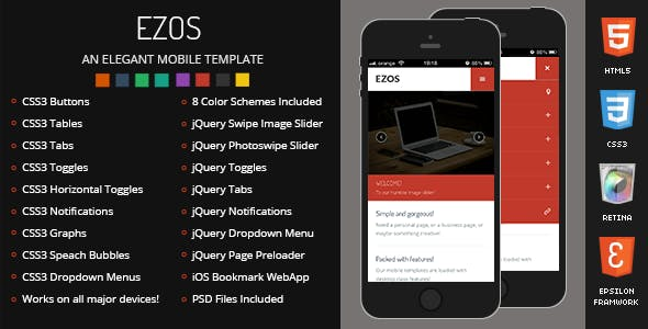 Cordova Website Templates from ThemeForest (Page 4)