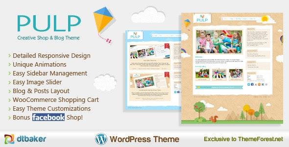 Pulp Easy Creative - Easy Creative WordPress - Creative WordPress