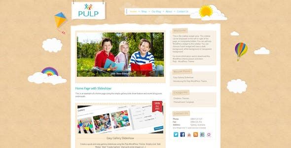 Pulp Easy Creative - Easy Creative WordPress