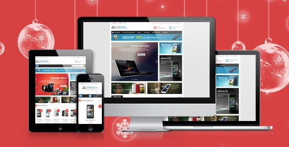 Leo Mobile - Prestashop Theme For Hi-tech & Digital Store - Technology PrestaShop