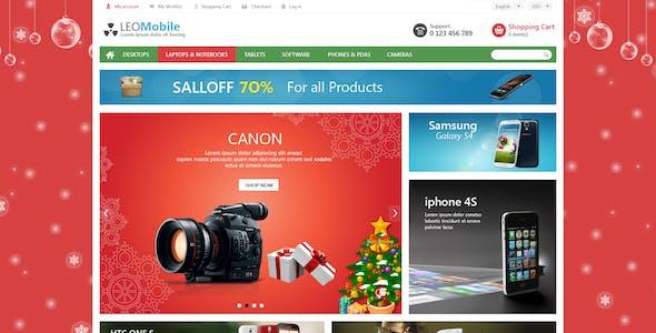 Leo Mobile - Prestashop Theme For Hi-tech & Digital Store
