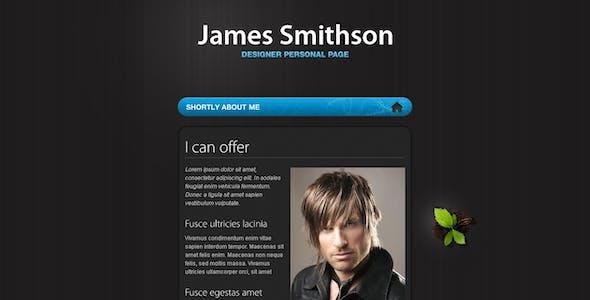 James - Premium Joomla Template